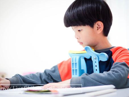 兒童書桌學習兩寶 防近視坐姿座 成長椅