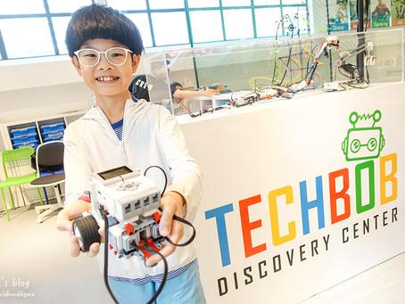 玩盡所有最新STEM遊戲的TechBob