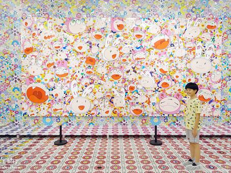 【村上隆-對戰-村上隆】大館當代藝術展