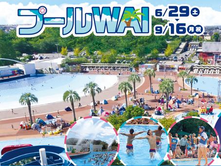 東京四大人氣水上樂園