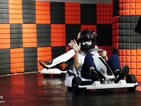 兒童小型賽車駕駛培訓班