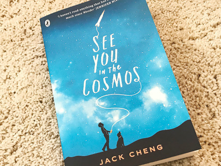 《See You in the Cosmos》親子共讀