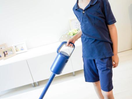 家電小分享-讓小孩天天做家務