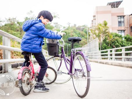 坪洲單車遊
