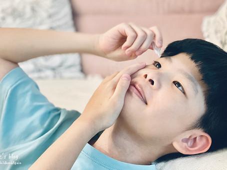 用控制近視眼藥水 一個月後覆診情況