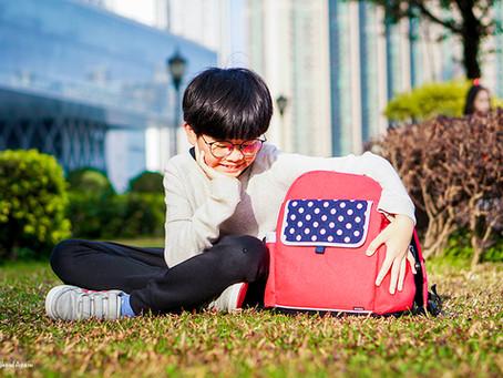 niizo台灣媽媽手工製書包