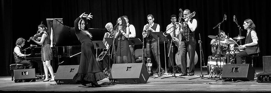 Pagliuca-Mena ensemble. International Jazz Day Maracaibo 2017. Photo by Thalía Gómez ( 2017. 04. 27)