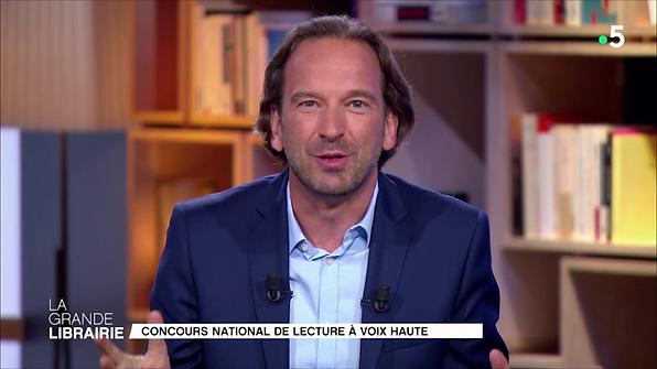 CONCOURS LECTURE A VOIX HAUTE FRANCE 5.p