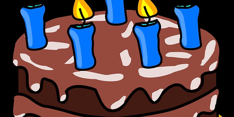 Thunderation Day Theme - Birthday Party