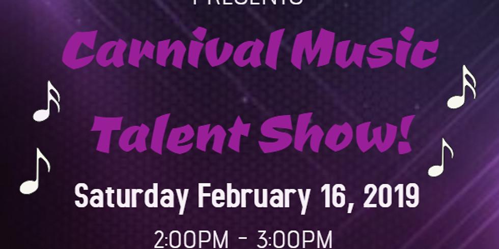 Paint It Purple: Music Talent Show