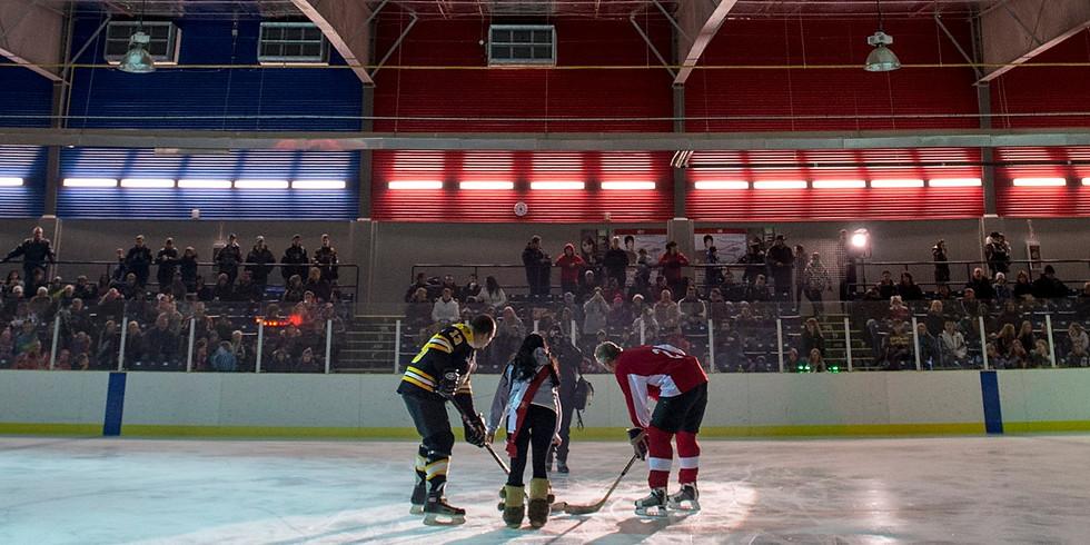 Firemen VS. OPP Charity Hockey Game