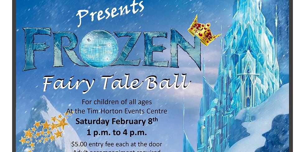 Frozen Fairy Tale Ball