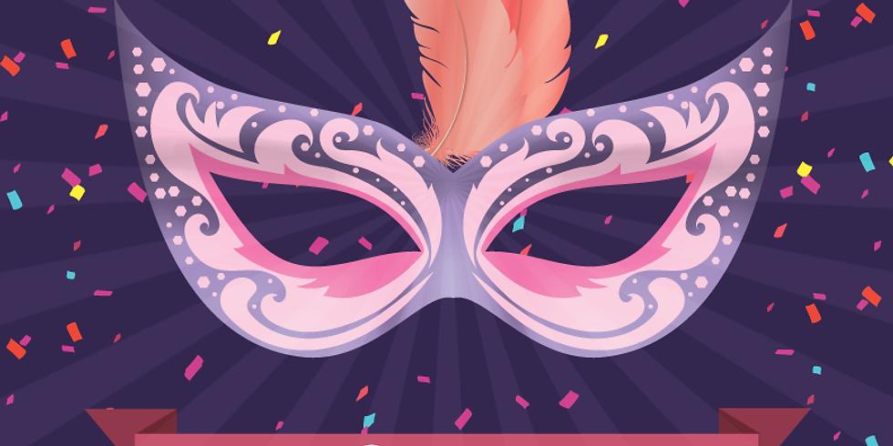 Mardi Gras Masquerade Dance Party
