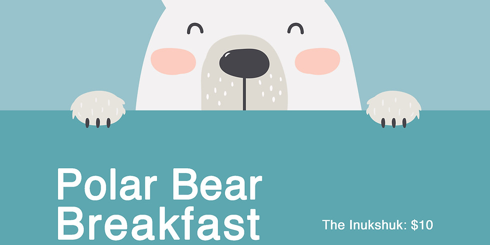 Polar Bear Breakfast