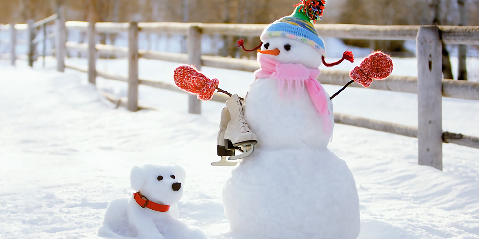 Snow Sculpture Judging