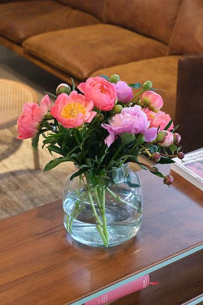 Blumenpost Pfingstrosen Blumen Bestellen Schenken