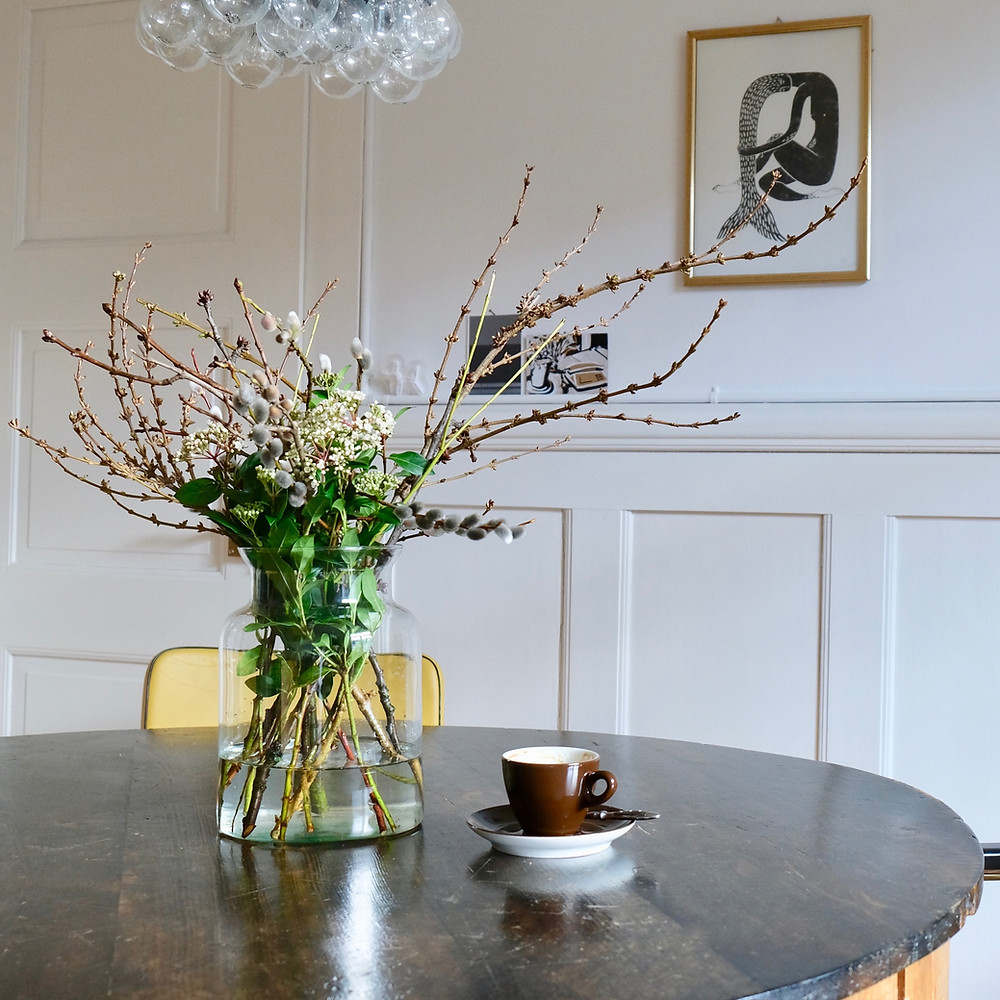 Saisonaler Blumenstrauss von Blumenpost