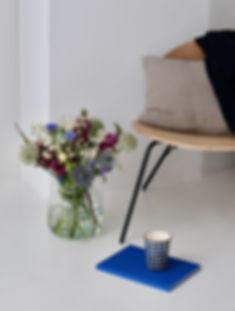 Blumenstrauss, Empfang, Büro, Arbeitsplatz