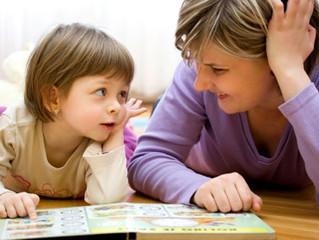 Волшебные слова в обращении с ребенком
