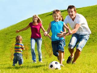 Здоровый образ жизни в семье