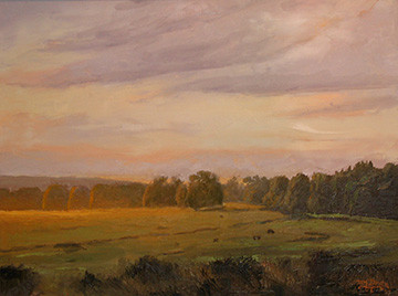 Oregon Pasture