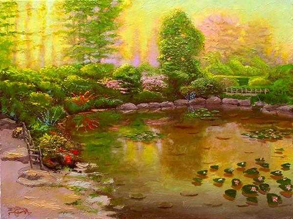 Garden Pool Oregon