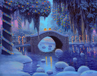 Christmas Fantasy Bridge
