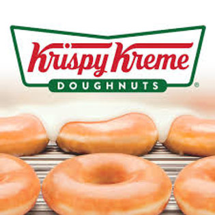 Box of 1 Dozen Assorted Doughnuts