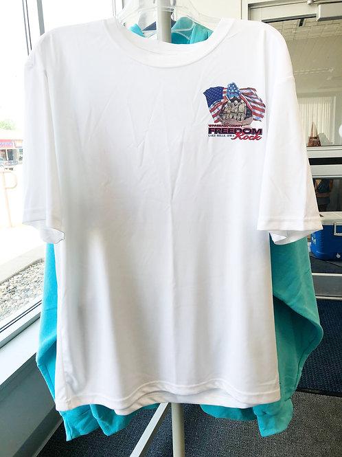 Freedom Rock T-shirt, Unisex