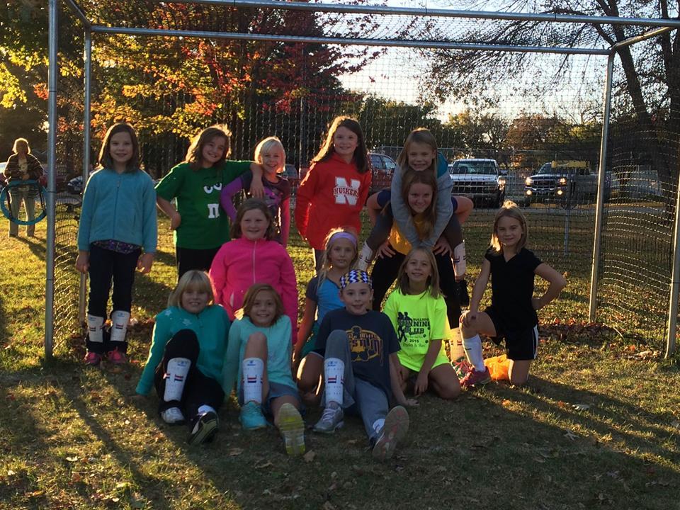 Girls' Soccer 2015