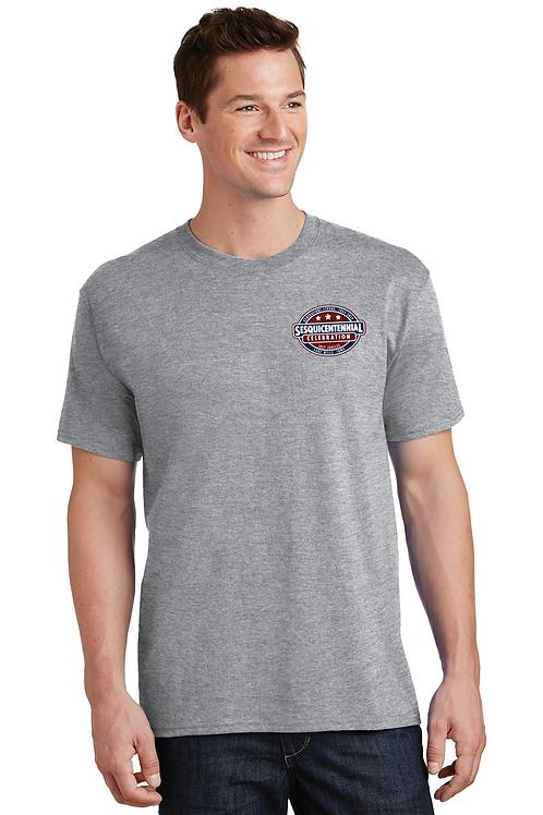 T-shirt, Unisex - Gray