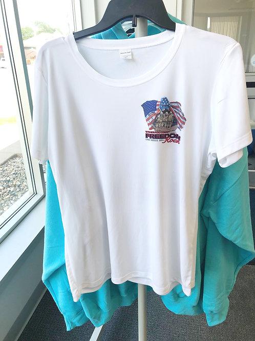 Freedom Rock T-shirt, Women's