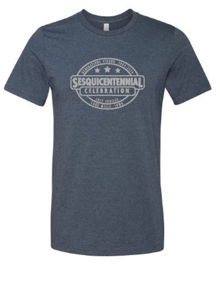 T-shirt, Unisex - Navy