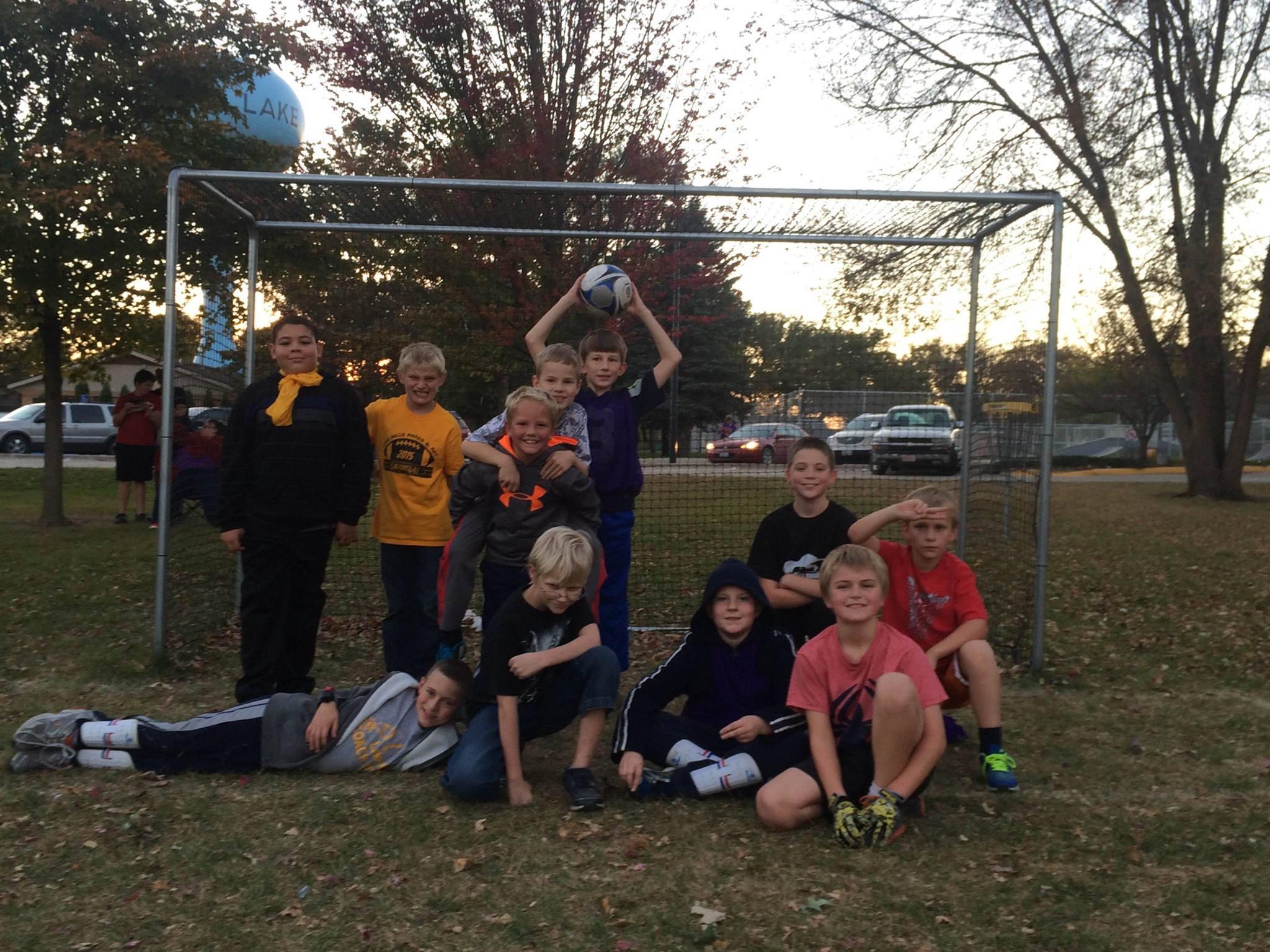Boys' Soccer 2015