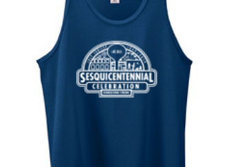 Youth Tank Top, Navy