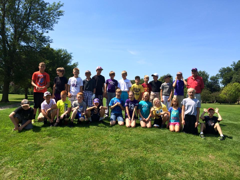 Summer Golf 2015
