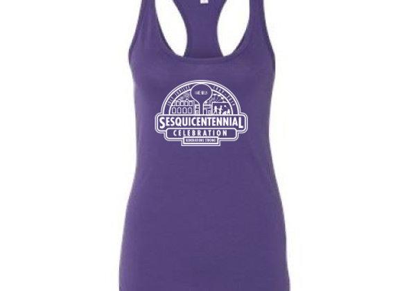 Womens Tank Top, Purple