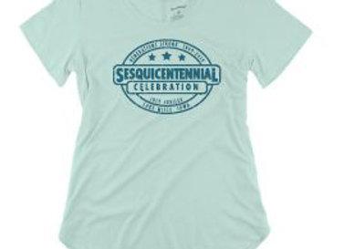 Womens T-Shirt, Mint
