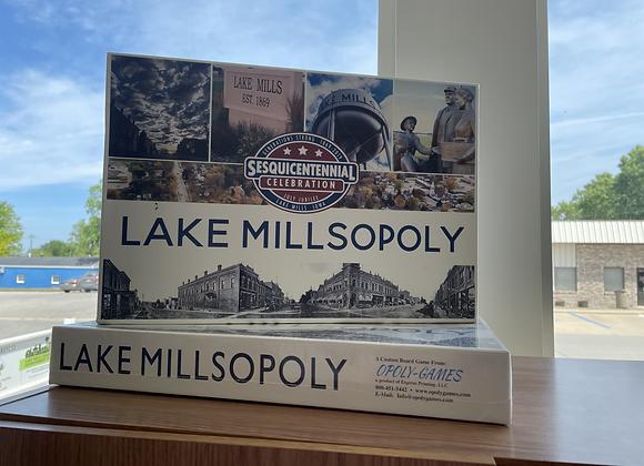Lake Millsopoly 2019 Ed.