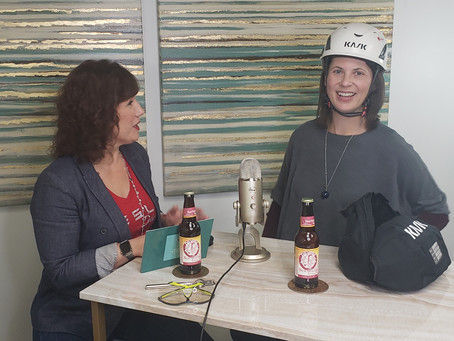 Safety Abby + Two Women Lager (New Glarus Brewing Co.)