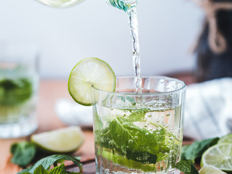 Follow Your Intuition + Mojito Mocktail