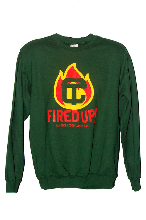 CT FIRED UP Sweatshirt