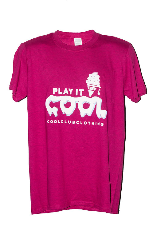 """Play It Cool"" Tee"
