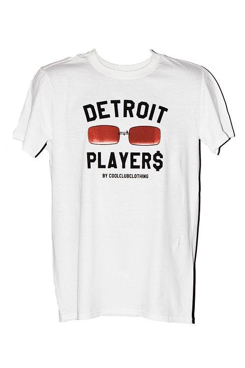 Detroit Player$ Tee