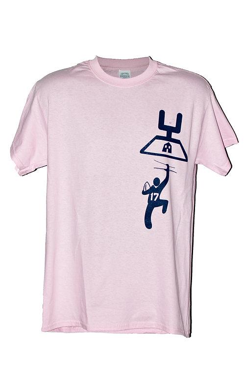 Climbin' Pink Tee