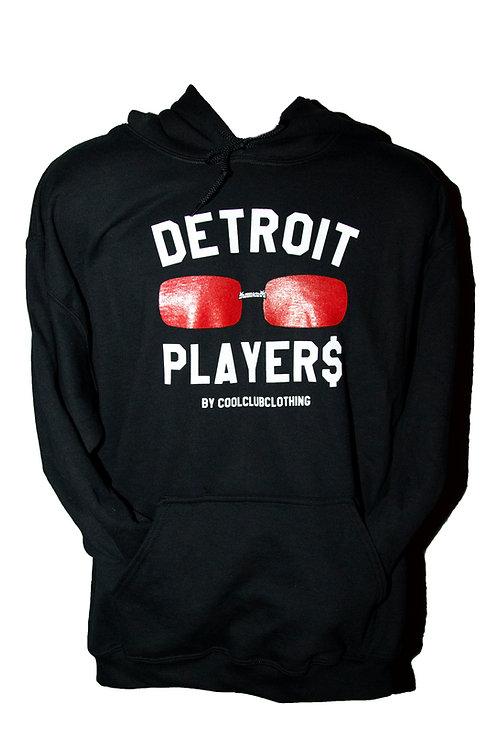 Detroit Player$ Black Hoodie