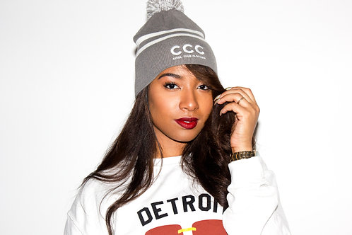 CCC Winter Hat Grey