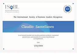 Claudio Santellanes ISoBL Certificate.pn