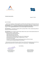 TECO agent certificate - Marinetek.png