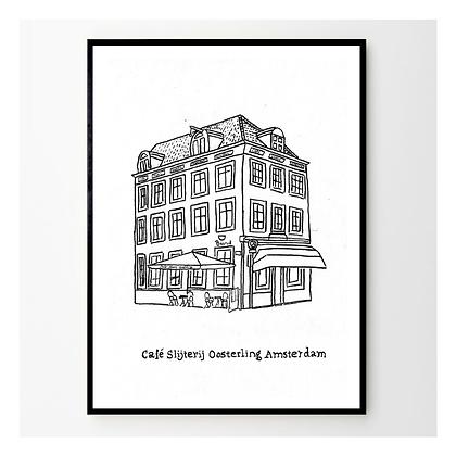 Café Slijterij Oosterling
